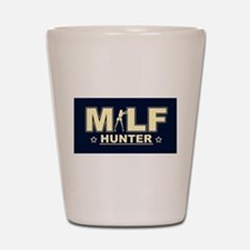 MILF Hunter Shot Glass
