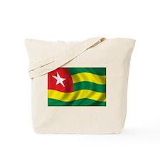Flag of Togo Tote Bag