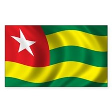 Flag of Togo Decal