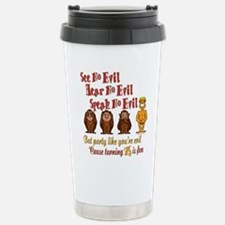Party 75th Travel Mug