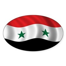 Flag of Syria Decal