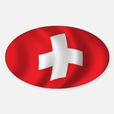 Flag of Switzerland Decal