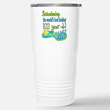 Best Looking 102nd Travel Mug