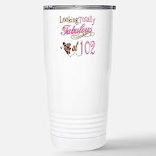 Fabulous 102nd Travel Mug