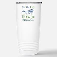 Incredible 102nd Travel Mug
