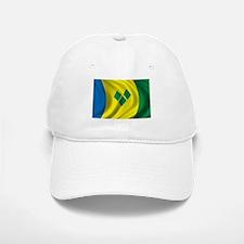 Flag of Saint Vincent and the Grenadines Baseball Baseball Cap