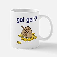 got gelt? Mug