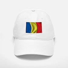 Flag of Romania Baseball Baseball Cap