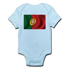Flag of Portugal Infant Bodysuit