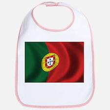 Flag of Portugal Bib