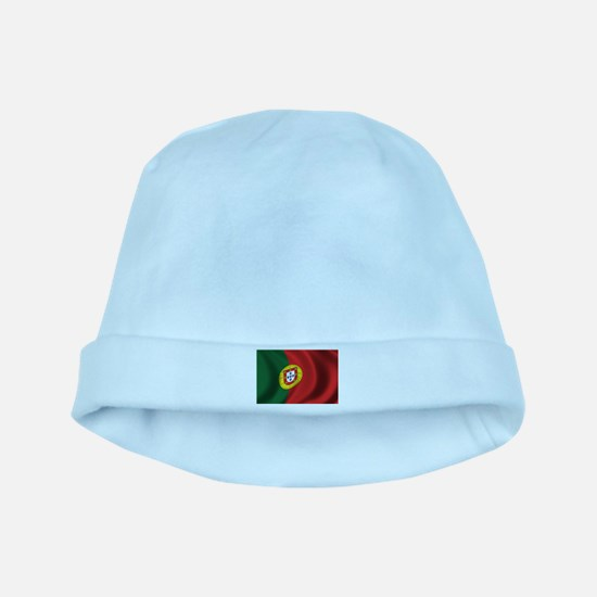 Flag of Portugal baby hat