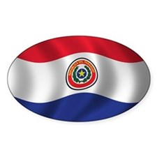 Flag of Paraguay Decal