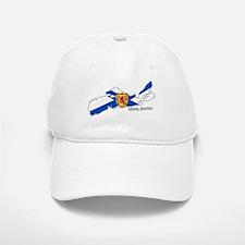 Nova Scotia Flag Baseball Baseball Cap