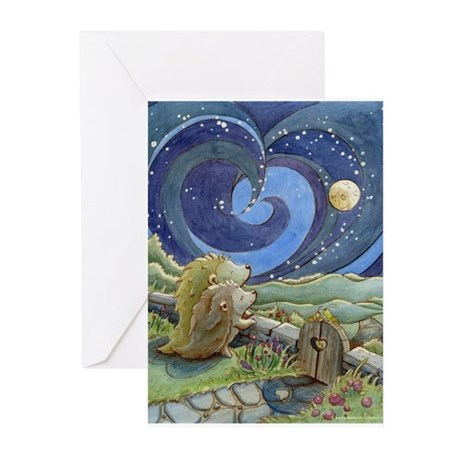 Home Is Where The Heart Is Greeting Cards (Pk of 2