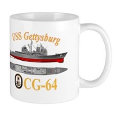 USS Gettysburg (CG-64) Mug
