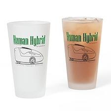 Velomobile Drinking Glass
