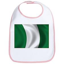 Flag of Nigeria Bib