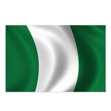 Flag of Nigeria Postcards (Package of 8)