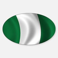 Flag of Nigeria Decal