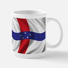 Flag of the Netherlands Antilles Mug