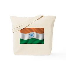 Flag of India Tote Bag