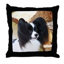Sonrisa Throw Pillow