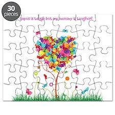 Tough Lupus Mommy Puzzle