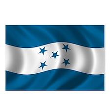 Flag of Honduras Postcards (Package of 8)