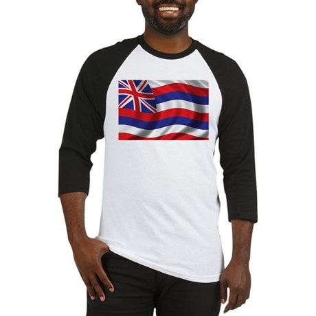 Flag of Hawaii Baseball Jersey