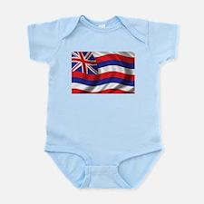 Flag of Hawaii Infant Bodysuit