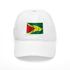 Flag of Guyana Baseball Cap