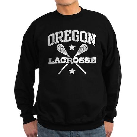 Oregon Lacrosse Sweatshirt (dark)