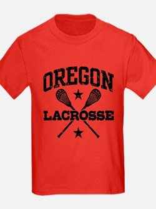 Oregon Lacrosse T