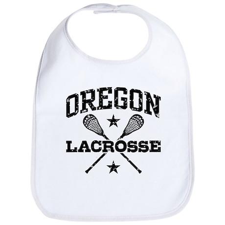Oregon Lacrosse Bib