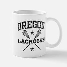 Oregon Lacrosse Mug