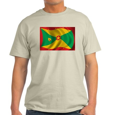 Flag of Grenada Light T-Shirt