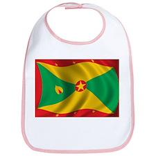 Flag of Grenada Bib