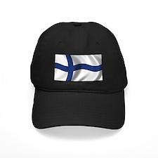 Flag of Finland Baseball Hat