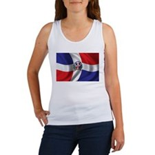 Flag of the Dominican Republic Women's Tank Top
