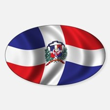 Flag of the Dominican Republic Decal