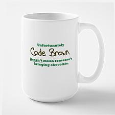 Code Brown Mug