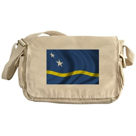 Flag of Curacao Messenger Bag