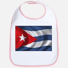 Flag of Cuba Bib
