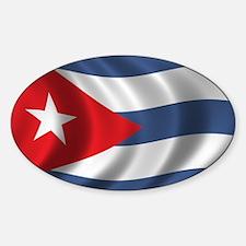 Flag of Cuba Decal