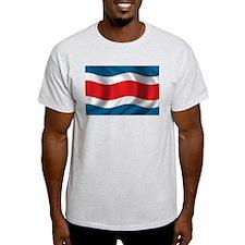 Flag of Costa Rica T-Shirt