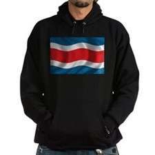 Flag of Costa Rica Hoody