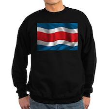 Flag of Costa Rica Jumper Sweater