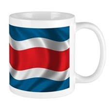 Flag of Costa Rica Mug