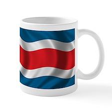 Flag of Costa Rica Small Mug
