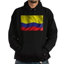 Flag of Colombia Hoodie